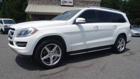 2014 Mercedes-Benz GL-Class for sale at Driven Pre-Owned in Lenoir NC