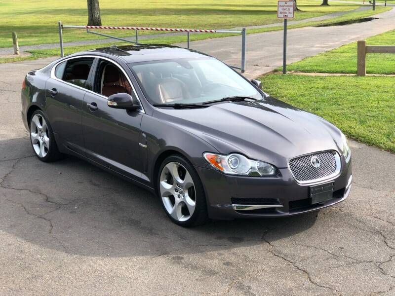 2009 Jaguar XF for sale at Choice Motor Car in Plainville CT