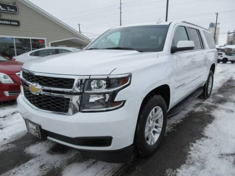 2019 Chevrolet Suburban for sale at Dam Auto Sales in Sioux City IA