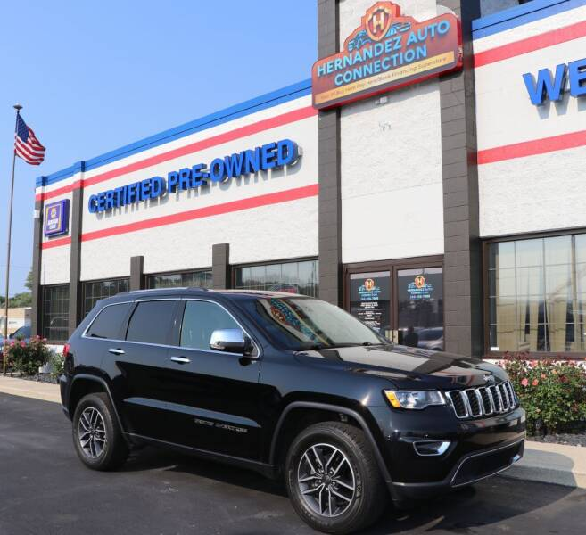 2019 Jeep Grand Cherokee for sale at Ultimate Auto Deals DBA Hernandez Auto Connection in Fort Wayne IN