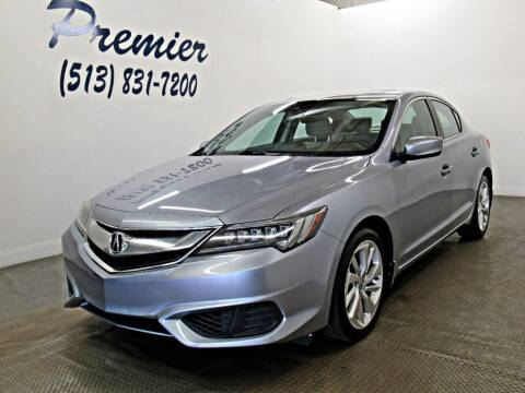 2016 Acura ILX for sale at Premier Automotive Group in Milford OH