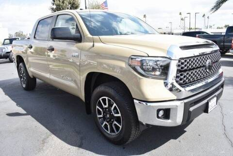 2019 Toyota Tundra for sale at DIAMOND VALLEY HONDA in Hemet CA