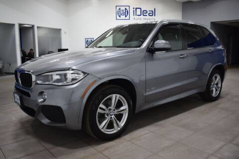 2017 BMW X5 for sale at iDeal Auto Imports in Eden Prairie MN
