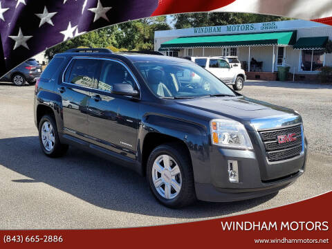 2014 GMC Terrain for sale at Windham Motors in Florence SC