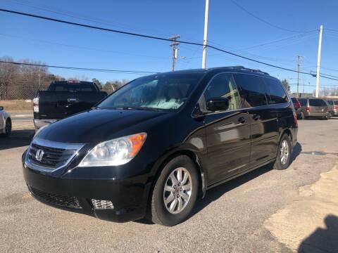 2009 Honda Odyssey for sale at Celaya Auto Sales LLC in Greensboro NC