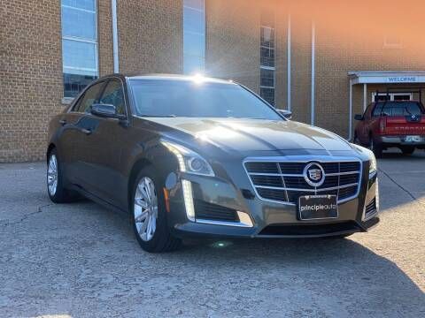 2014 Cadillac CTS for sale at Auto Start in Oklahoma City OK