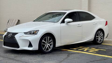 2018 Lexus IS 300 for sale at Carland Auto Sales INC. in Portsmouth VA