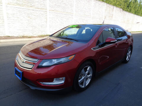 2012 Chevrolet Volt for sale at Matthews Motors LLC in Algona WA