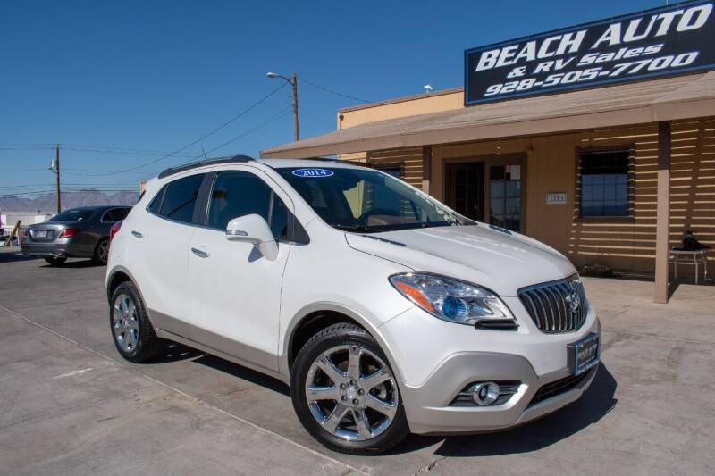 2014 Buick Encore for sale at Beach Auto and RV Sales in Lake Havasu City AZ