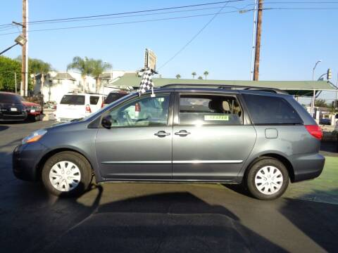 2008 Toyota Sienna for sale at Pauls Auto in Whittier CA