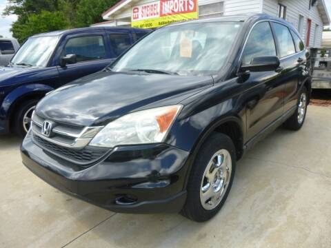 2011 Honda CR-V for sale at Ed Steibel Imports in Shelby NC