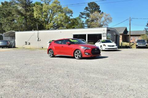 2013 Hyundai Veloster for sale at Barrett Auto Sales in North Augusta SC