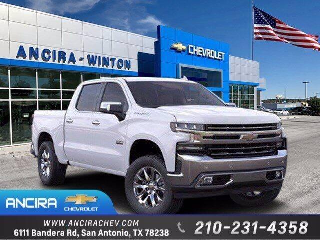 2021 Chevrolet Silverado 1500 for sale in San Antonio, TX