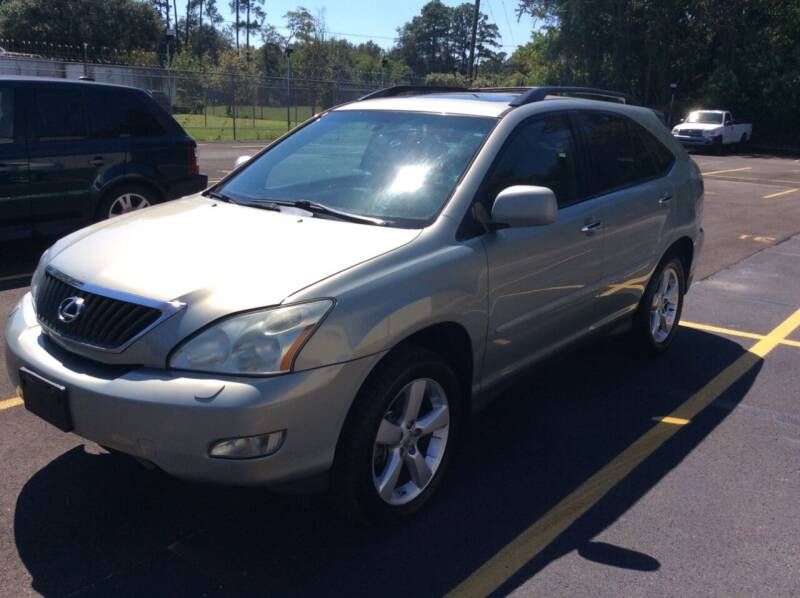 2008 Lexus RX 350 for sale at OASIS PARK & SELL in Spring TX
