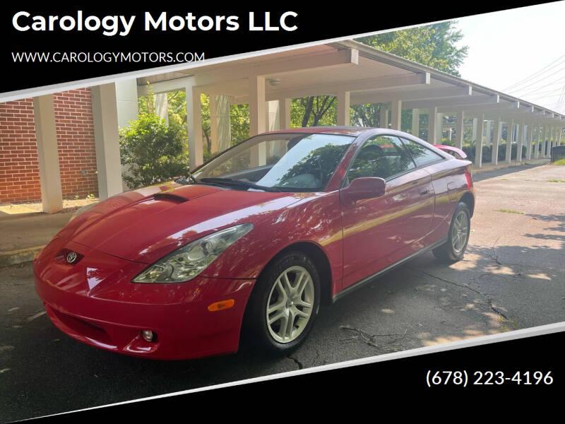 2002 Toyota Celica for sale in Marietta, GA