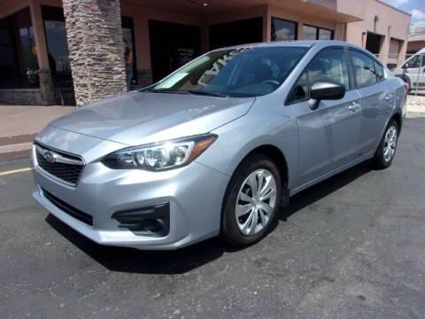 2018 Subaru Impreza for sale at Lakeside Auto Brokers in Colorado Springs CO