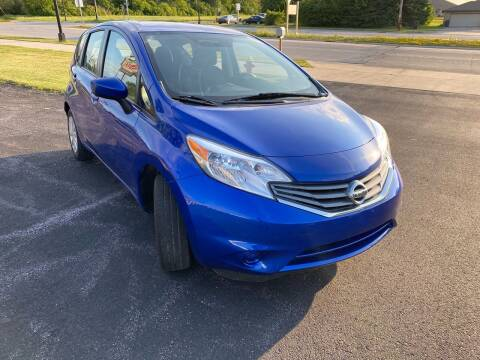 2016 Nissan Versa Note for sale at Wyss Auto in Oak Creek WI