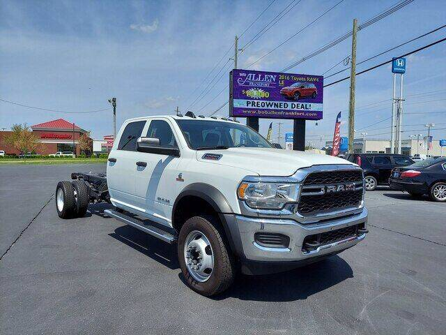 2020 RAM Ram Chassis 5500 for sale in Danville, KY