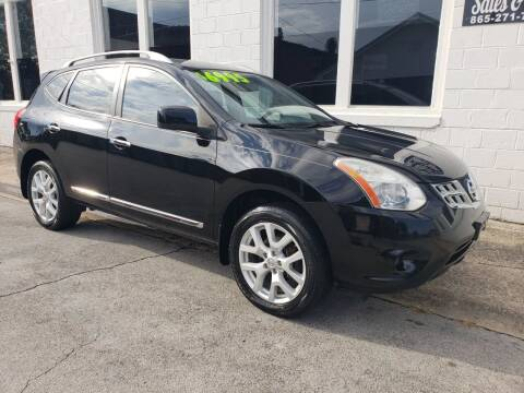 2011 Nissan Rogue for sale at Kellam Premium Auto Sales & Detailing LLC in Loudon TN