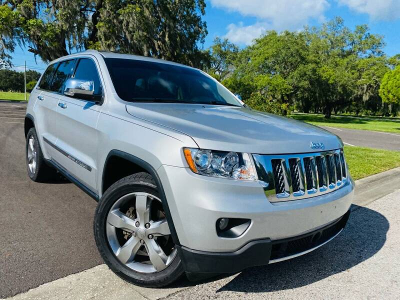 2013 Jeep Grand Cherokee for sale at FLORIDA MIDO MOTORS INC in Tampa FL