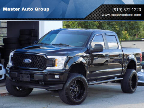 2018 Ford F-150 for sale at Master Auto Group in Raleigh NC