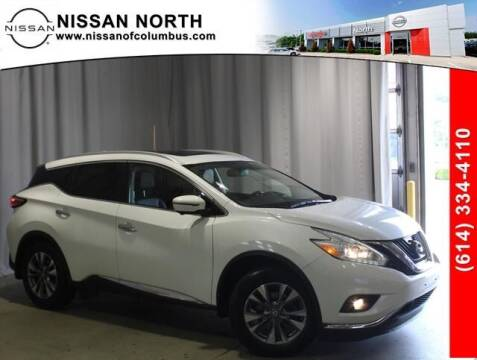 2016 Nissan Murano for sale at Auto Center of Columbus in Columbus OH