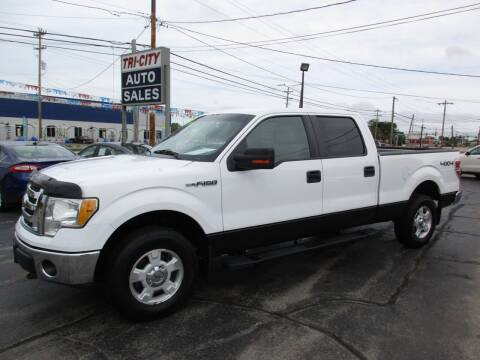 2010 Ford F-150 for sale at TRI CITY AUTO SALES LLC in Menasha WI