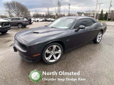 2017 Dodge Challenger for sale at North Olmsted Chrysler Jeep Dodge Ram in North Olmsted OH