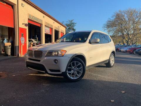 2012 BMW X3 for sale at Keystone Auto Center LLC in Allentown PA