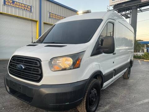 2015 Ford Transit Cargo for sale at RoMicco Cars and Trucks in Tampa FL
