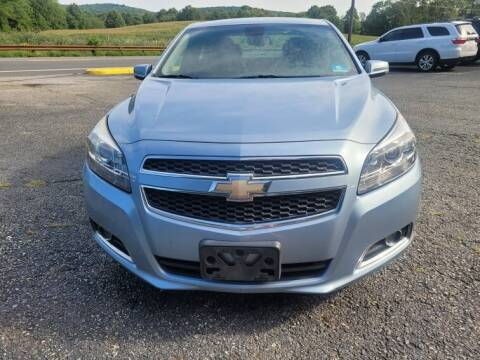 2013 Chevrolet Malibu for sale at Sussex County Auto Exchange in Wantage NJ