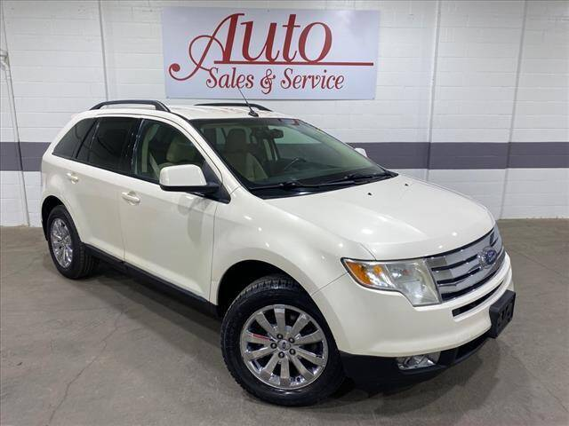 2008 Ford Edge for sale at Auto Sales & Service Wholesale in Indianapolis IN