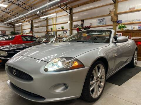 2008 Jaguar XK-Series for sale at Viewmont Auto Sales in Hickory NC