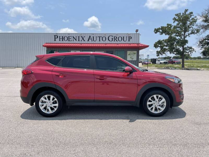 2021 Hyundai Tucson for sale at PHOENIX AUTO GROUP in Belton TX