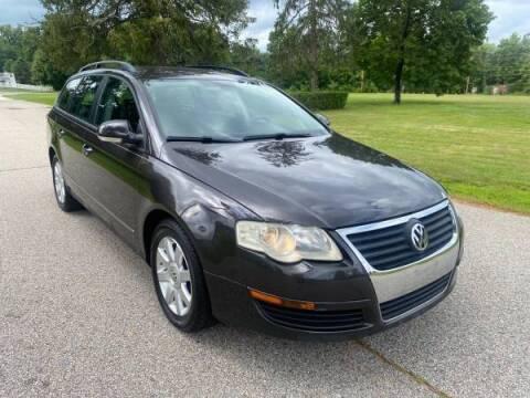 2007 Volkswagen Passat for sale at 100% Auto Wholesalers in Attleboro MA