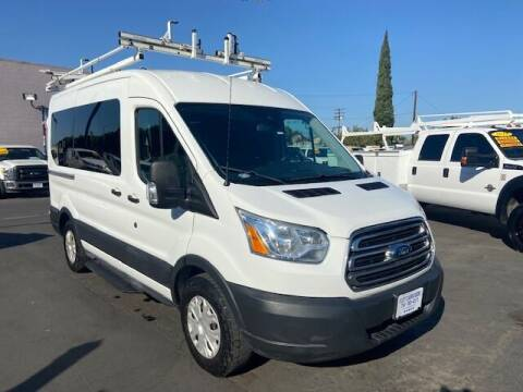 2016 Ford Transit Passenger for sale at Auto Wholesale Company in Santa Ana CA