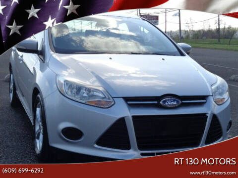 2014 Ford Focus for sale at RT 130 Motors in Burlington NJ