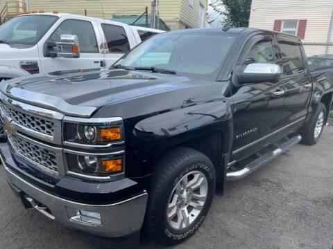 2014 Chevrolet Silverado 1500 for sale at Car VIP Auto Sales in Danbury CT