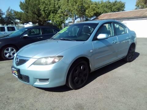 2007 Mazda MAZDA3 for sale at Larry's Auto Sales Inc. in Fresno CA