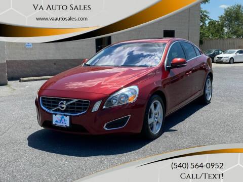 2012 Volvo S60 for sale at Va Auto Sales in Harrisonburg VA