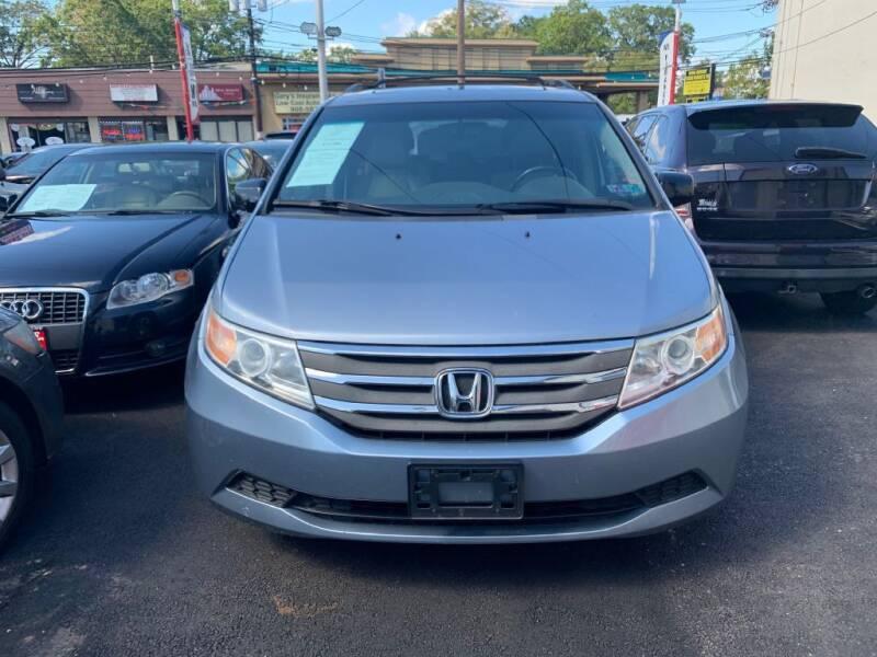 2011 Honda Odyssey for sale at Park Avenue Auto Lot Inc in Linden NJ