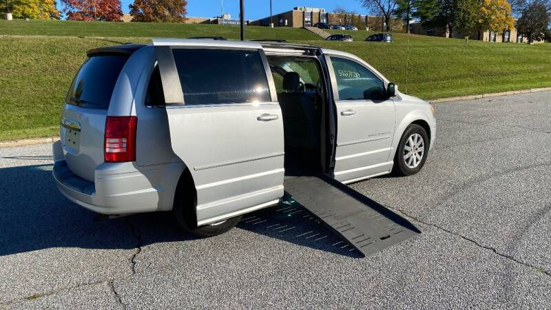 2008 Chrysler Town and Country for sale at Mobility Solutions in Newburgh NY