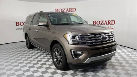 2019 Ford Expedition MAX for sale at BOZARD FORD in Saint Augustine FL