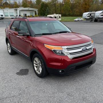 2015 Ford Explorer for sale at JOANKA AUTO SALES in Newark NJ