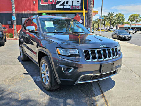 2015 Jeep Grand Cherokee for sale at Carzone Automall in South Gate CA