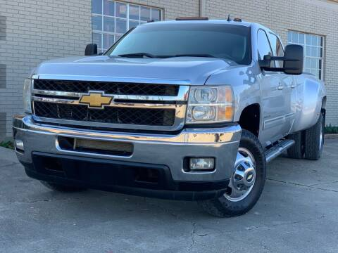 2012 Chevrolet Silverado 3500HD for sale at Quality Auto of Collins in Collins MS