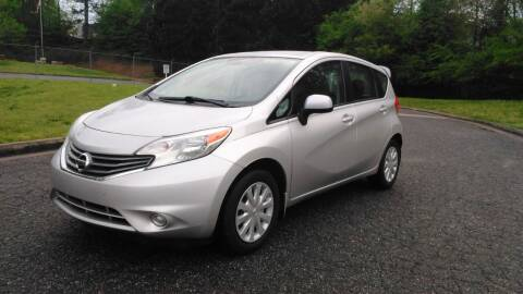 2014 Nissan Versa Note for sale at Final Auto in Alpharetta GA