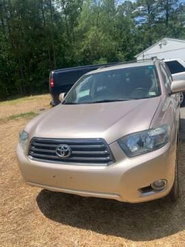2008 Toyota Highlander for sale at Star Auto Sales in Richmond VA