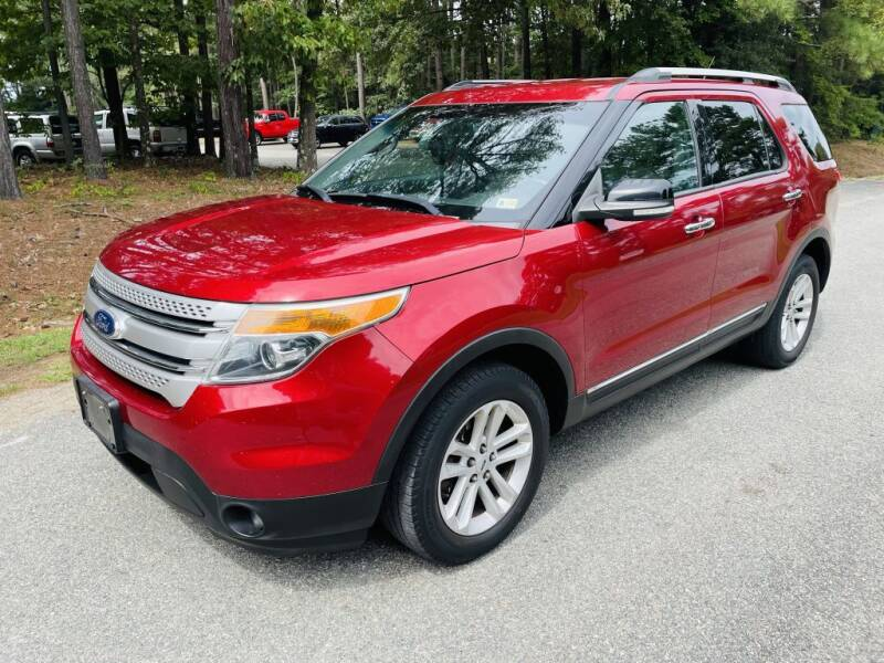 2014 Ford Explorer for sale at H&C Auto in Oilville VA