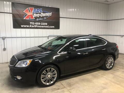 2015 Buick Verano for sale at Karl Pre-Owned in Glidden IA